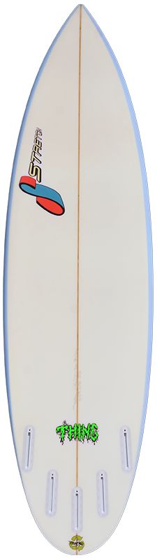 Tabla De Surf The Thing Stretch
