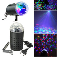 Crystal Magic Ball Laser Stage Lighting Show