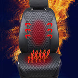 Electric Car Heated Seat Cover