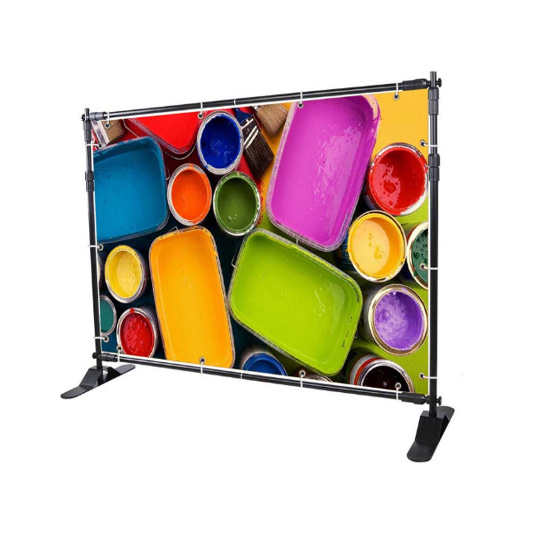 Backdrop Banner Stand  Adjustable