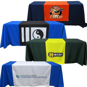 "Customized Table Runners 30"" X 72"" PRINTING ON FABRIC"