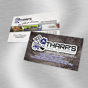 Online design Artwork for BUSINESS CARD