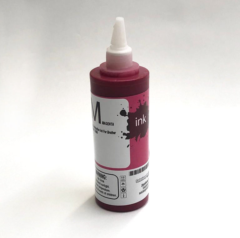 250ML  Magenta Sublimation Ink Solutionprint for CISS sistems printer