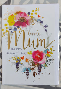 Mothers Day Lovely Mum