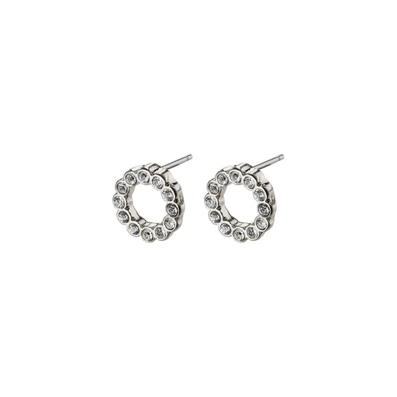 Pilgrim Malin Silver Plated Earring