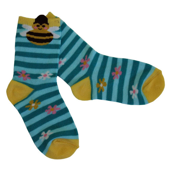 Kids/Baby Socks Bumble Bee