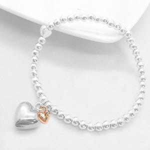 Life Charms - Happy Birthday Hearts Bracelet