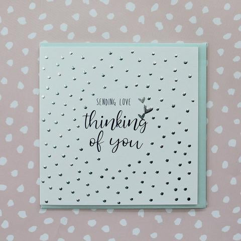 Thinking of You Card by Molly Mae