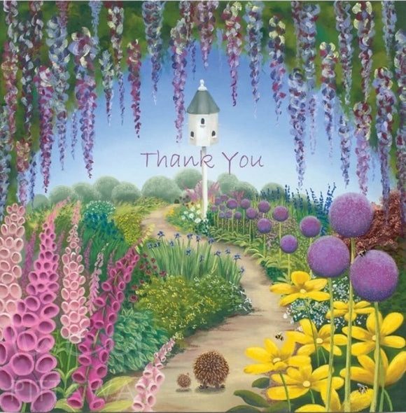 Lucy Pittaway Just to Say Greeting Card