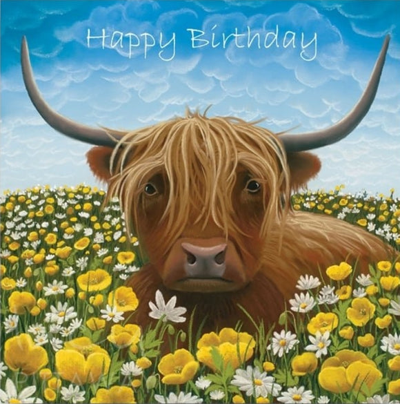 Lucy Pittaway So Mootiful  Birthday Card