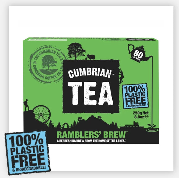 Cumbrian Tea