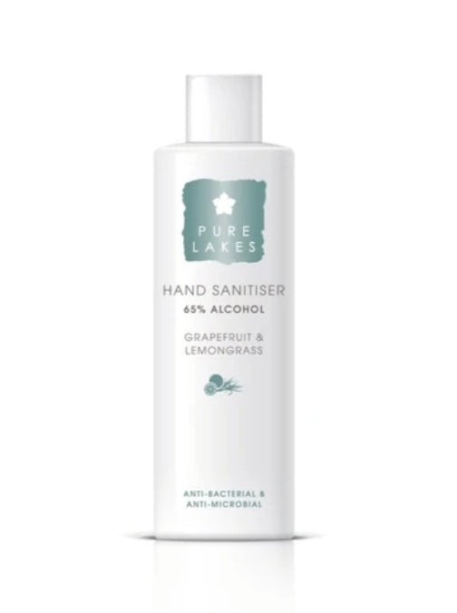 Pure Lakes Grapefruit & Lemongrass Hand Sanitiser