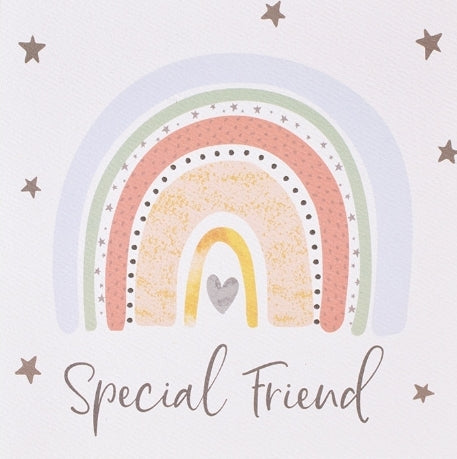 RAINBOW FRIEND CARD