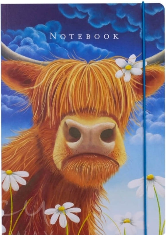 Lucy Pittaway Daisy Note Book
