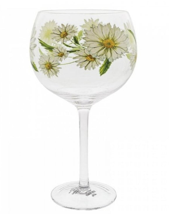 Ginology Daisy Gin Glass