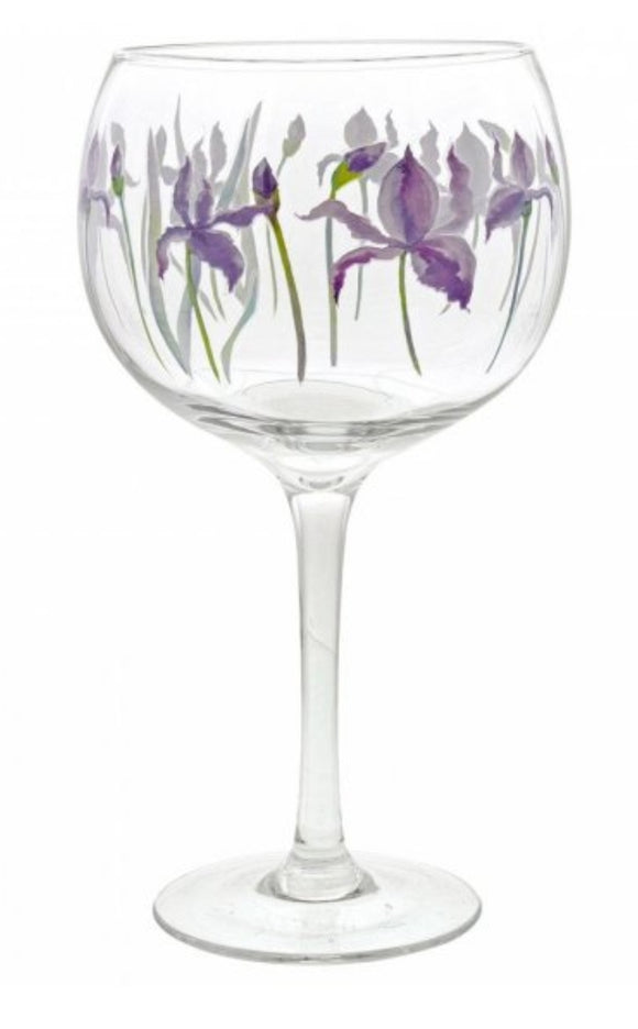 Ginology Iris Gin Glass