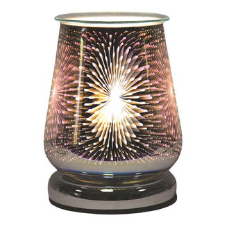Aroma Lamp 3D Fountain for Wax Melts