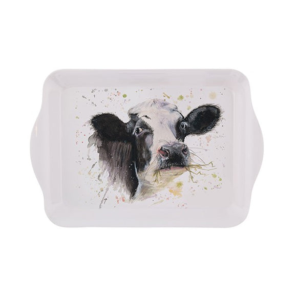 Bree Merryn Clover Cow Small Tray (Matching mug)