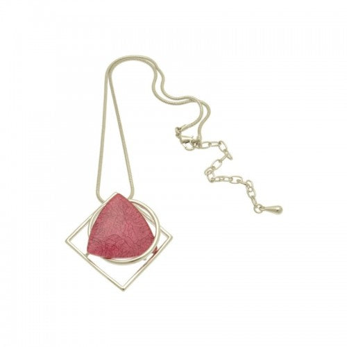Miss Milly PINK REULEAUX NECKLACE