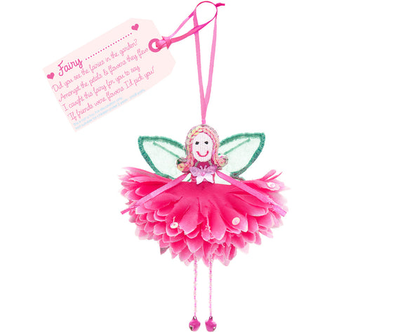 Believe You Can - Flower Fairy - Personalise