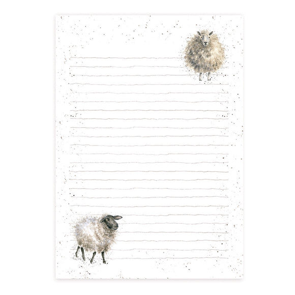 Farmyard Jotter Pad by Wrendale