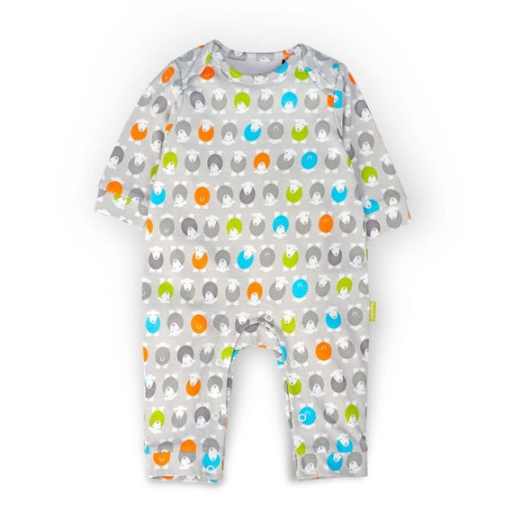 Herdy Patterned Sleepsuit