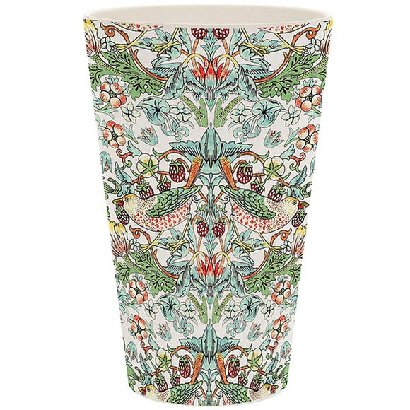 Bamboo Eco William Morris Beaker/Mug