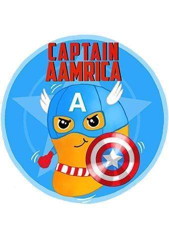 CAPTAIN AAMRICA