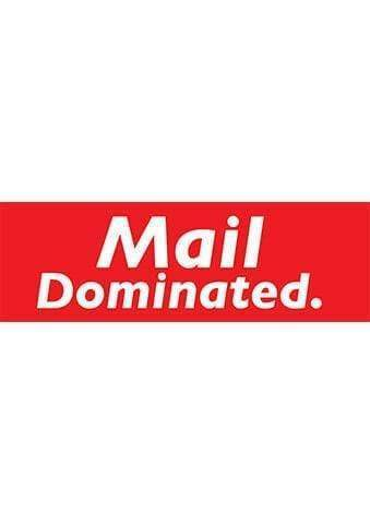 MAIL DOMINATED