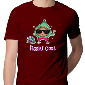 Figgin Cool T-Shirt For Men