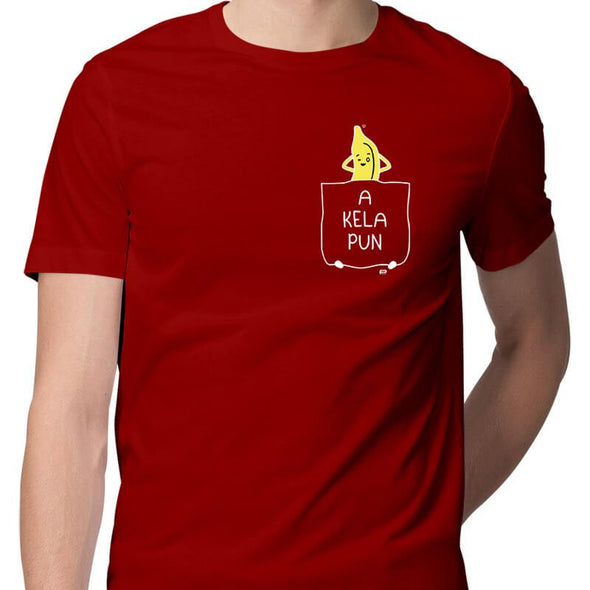 T-SHIRTS S / RED Akelapun T-Shirt For Men FRYING PUN
