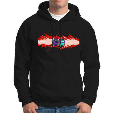 HOODIES S Among Us - Kill Graphic Hoodie FRYING PUN