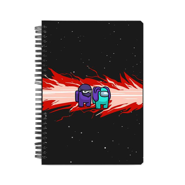 NOTEBOOKS Among Us - Kill Graphic Notebook FRYING PUN