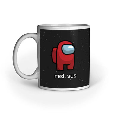 MUGS Among Us - Red Sus Mug FRYING PUN