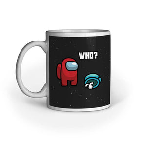 MUGS Among Us - Who? Mug FRYING PUN