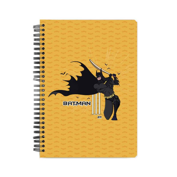 NOTEBOOKS Batsman Notebook FRYING PUN