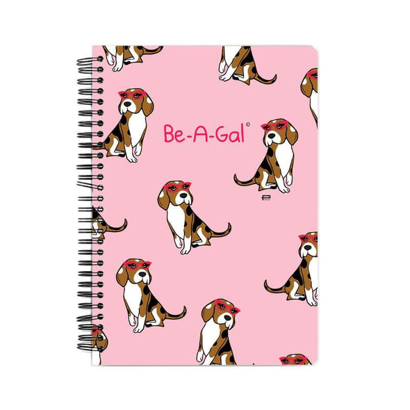 NOTEBOOKS Be A Gal Notebook FRYING PUN