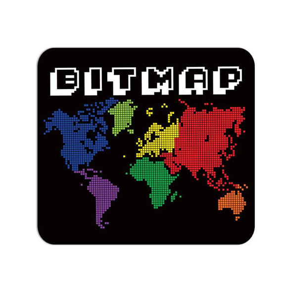 MOUSE PADS Bitmap Mouse Pad FRYING PUN