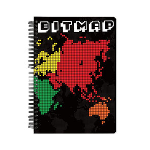 NOTEBOOKS Bitmap Notebook
