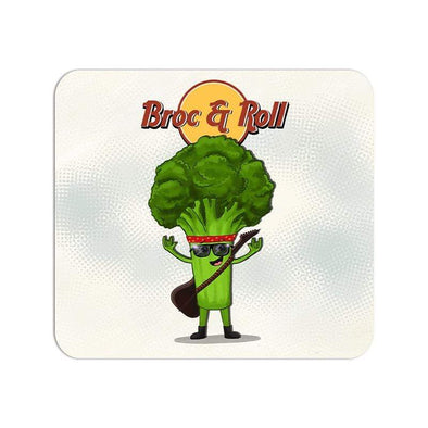 MOUSE PADS Broc & Roll Mouse Pad