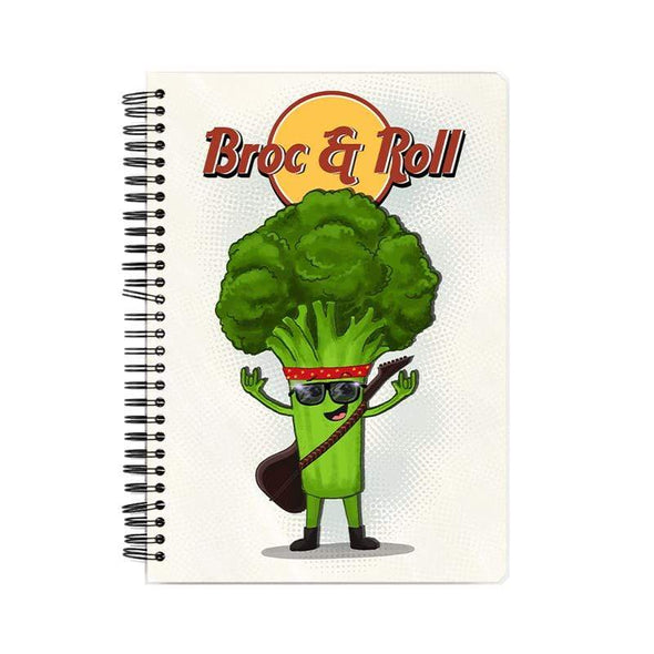 NOTEBOOKS Broc & Roll Notebook