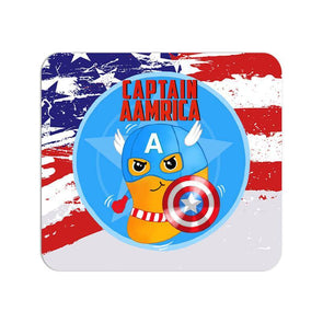 MOUSE PADS Captain Aamrica Mouse Pad