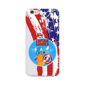 PHONE CASES APPLE / IPHONE 6 Captain Aamrica Phone Case