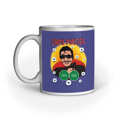 MUGS Crime Master Go Go Mug FRYING PUN