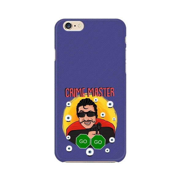 PHONE CASES Crime Master Go Go Phone Case FRYING PUN