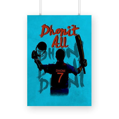 POSTERS A3 Dhonit All Poster