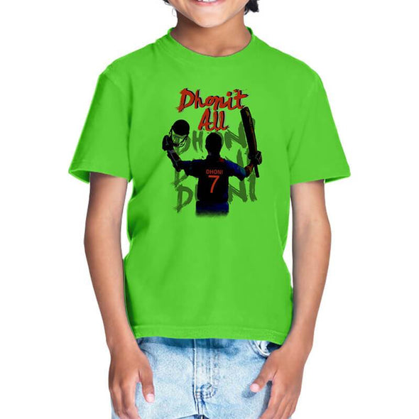 T-SHIRTS Dhonit All T-Shirt For Kids FRYING PUN