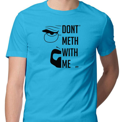 T-SHIRTS Don't Me*h With Me T-Shirt For Men FRYING PUN