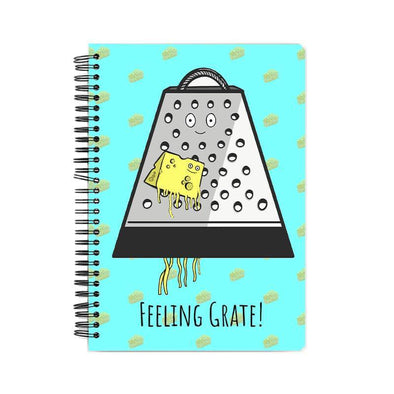 NOTEBOOKS Feeling Grate Notebook