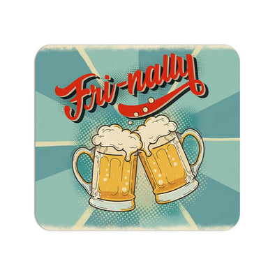 MOUSE PADS Fri-nally Mousepad FRYING PUN